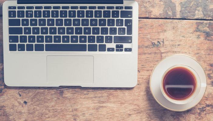 Carpe caffeine: A Cup of Content